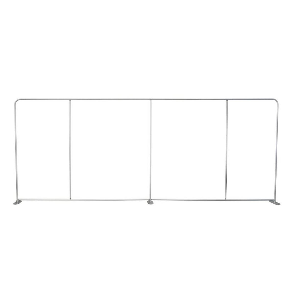 20 Foot Premium Tension Fabric Display (Straight) - Frame