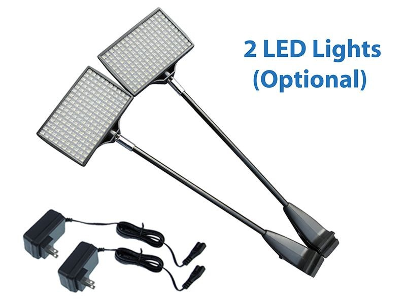LED Lights for Fabric Banner Stands