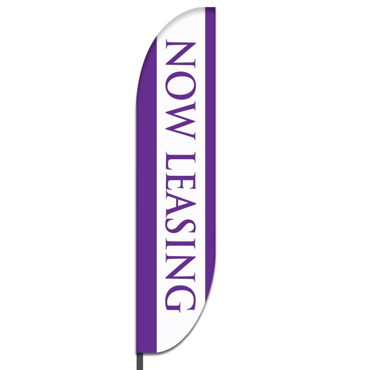 Now Hiring Feather Flags Design 09