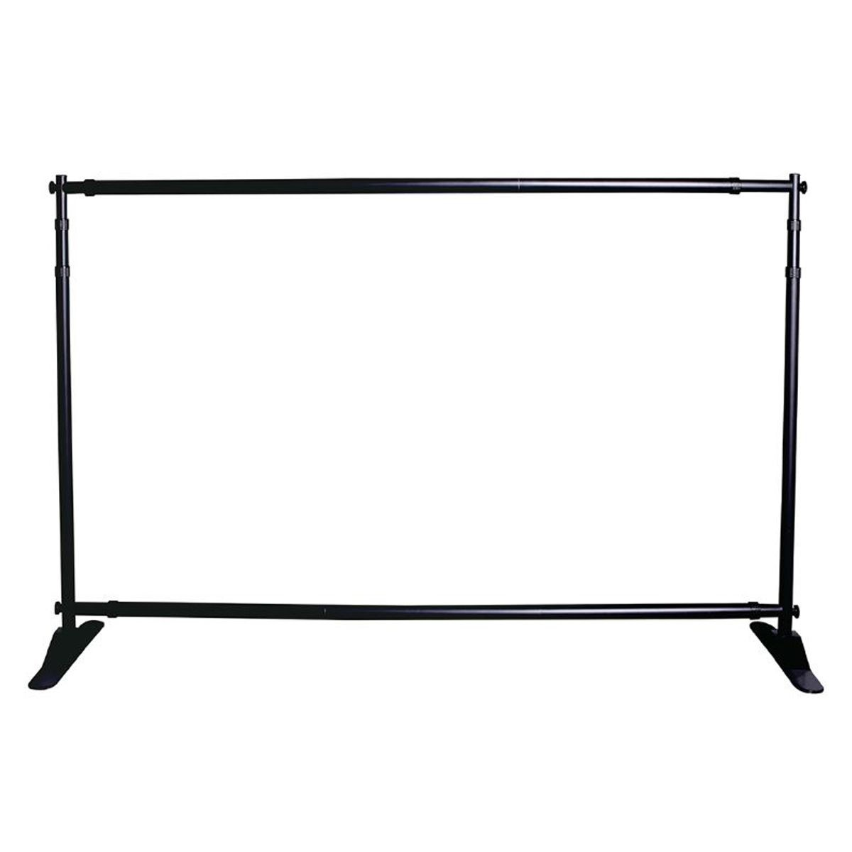 Hardware Frame for Step and Repeat Backdrops