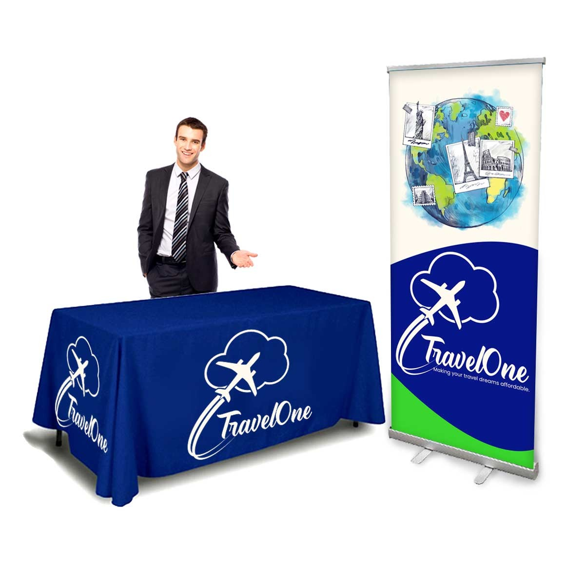 Budget Trade Show Display Kits