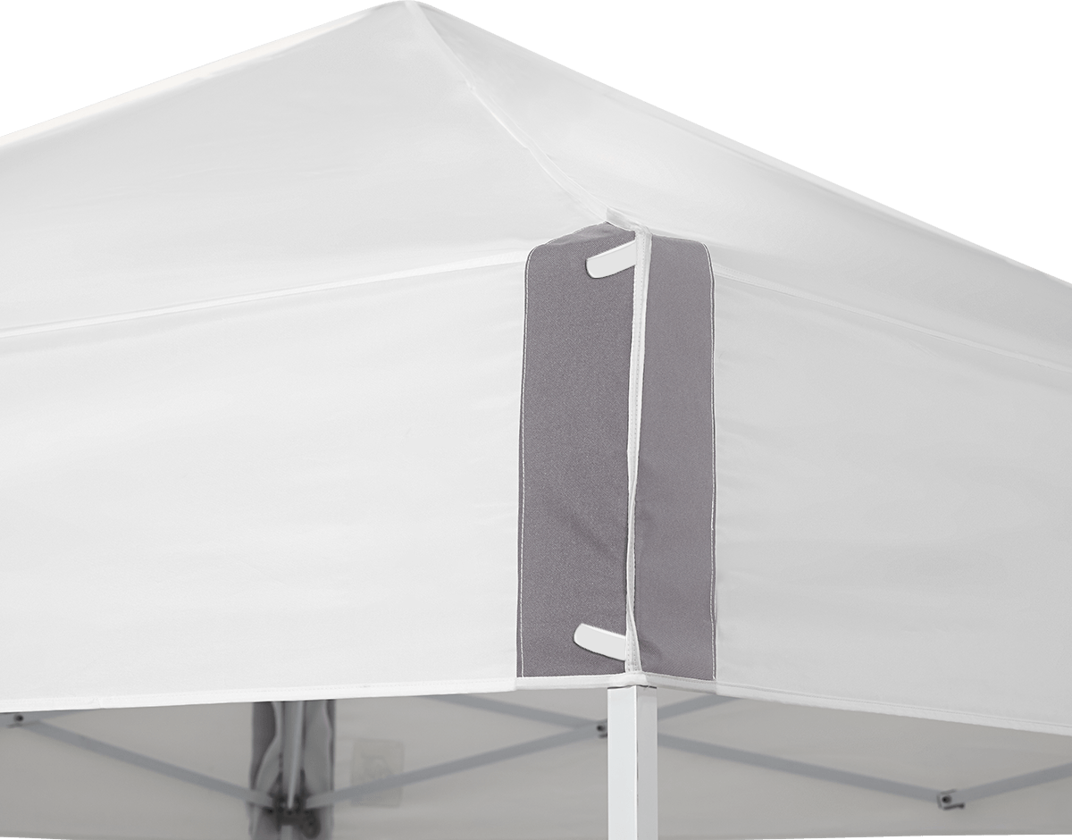 Mobile Privacy Medical Tent - Top Corner
