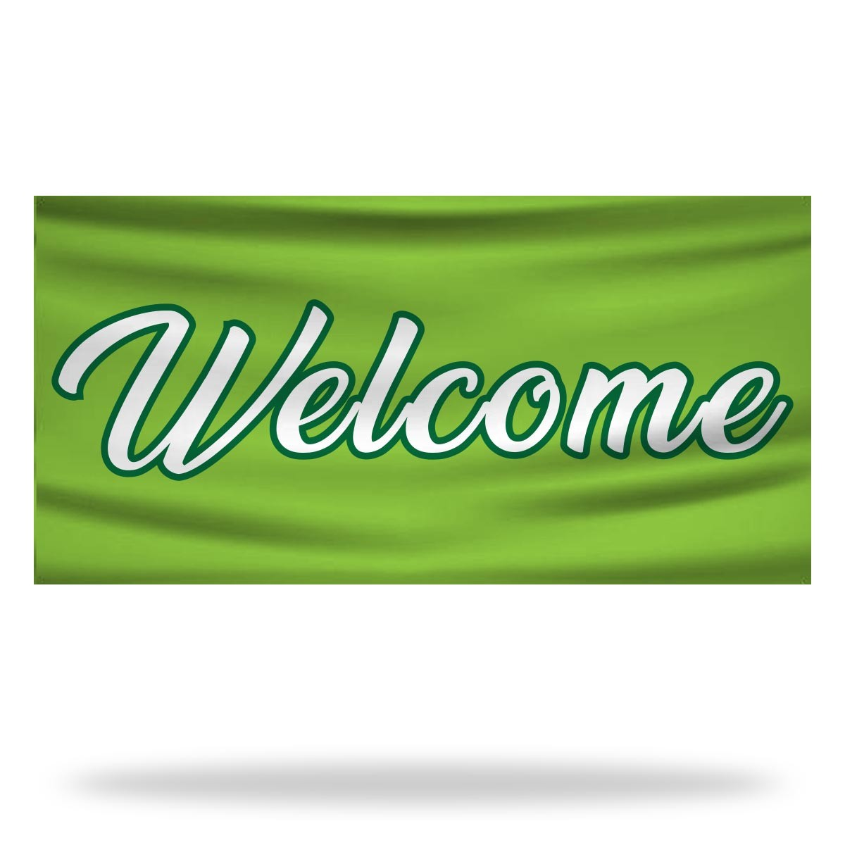 Welcome Flags & Banners Design 01