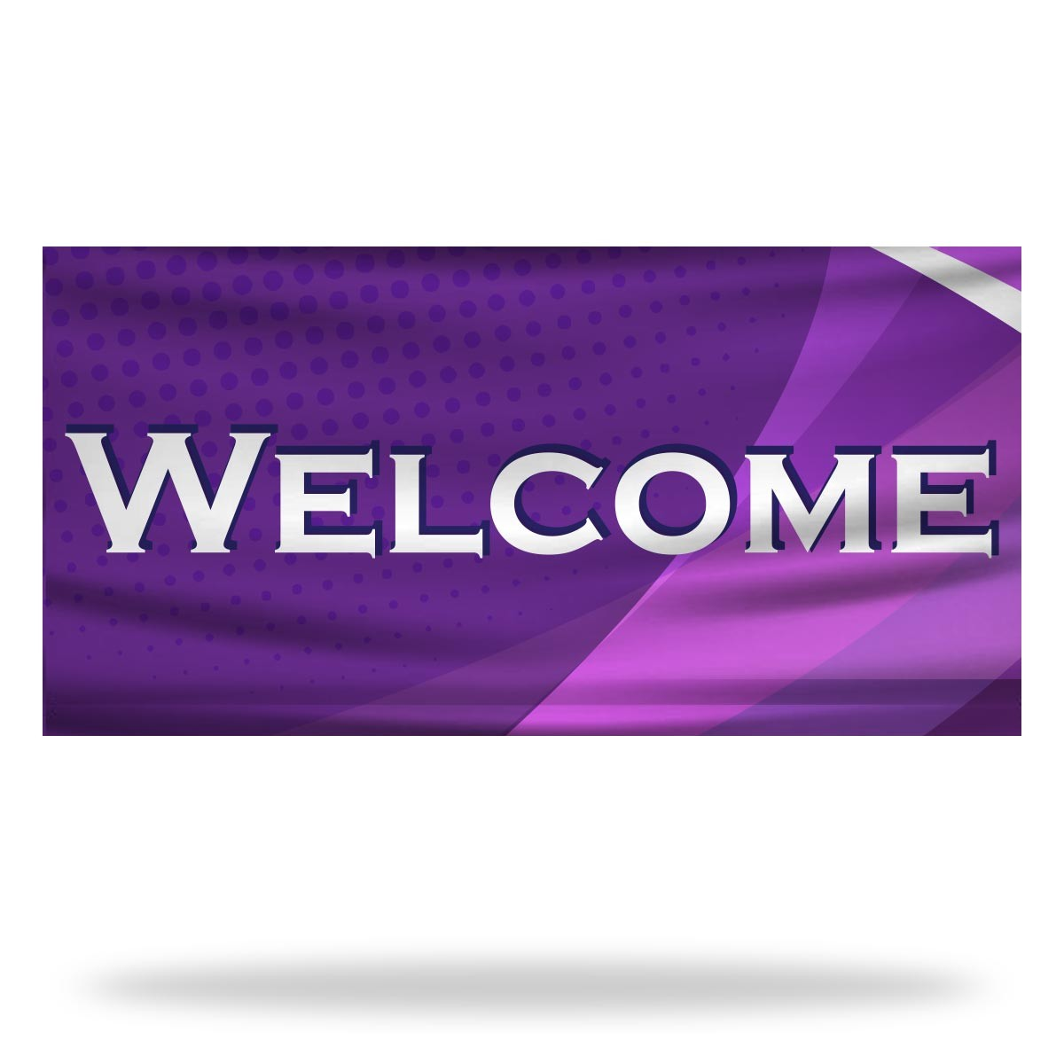 Welcome Flags & Banners Design 03