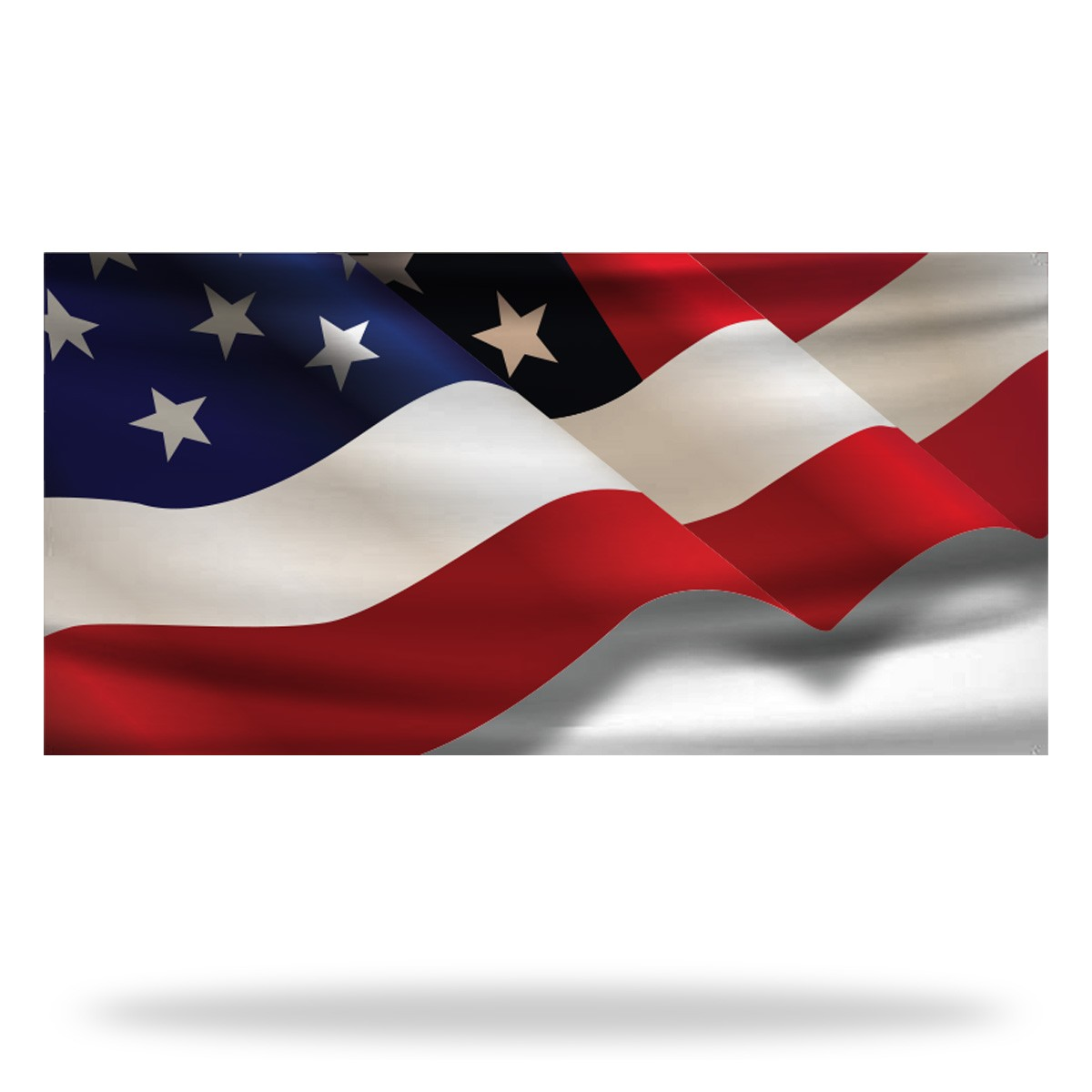 American Flags & Banners Design 01