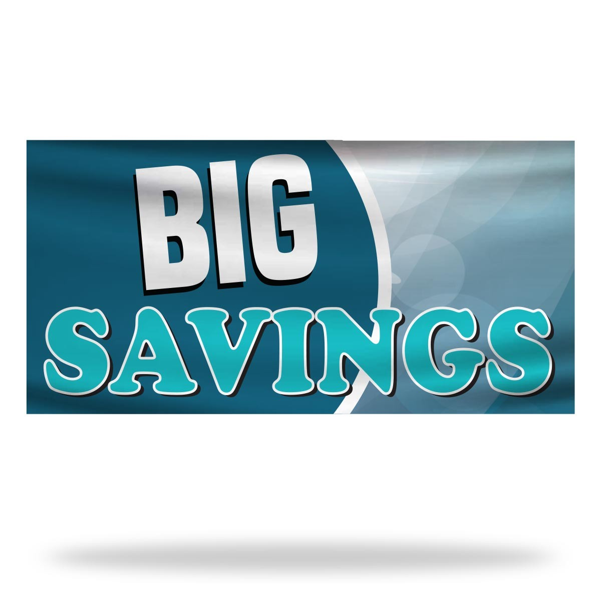 Big Savings Flags & Banners Design 03