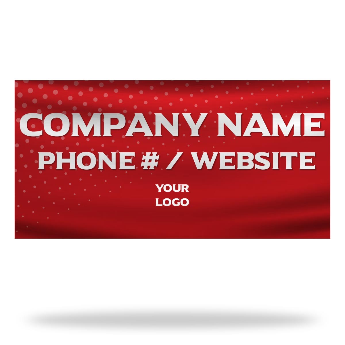 Universal Business Info Flags & Banners Design 02