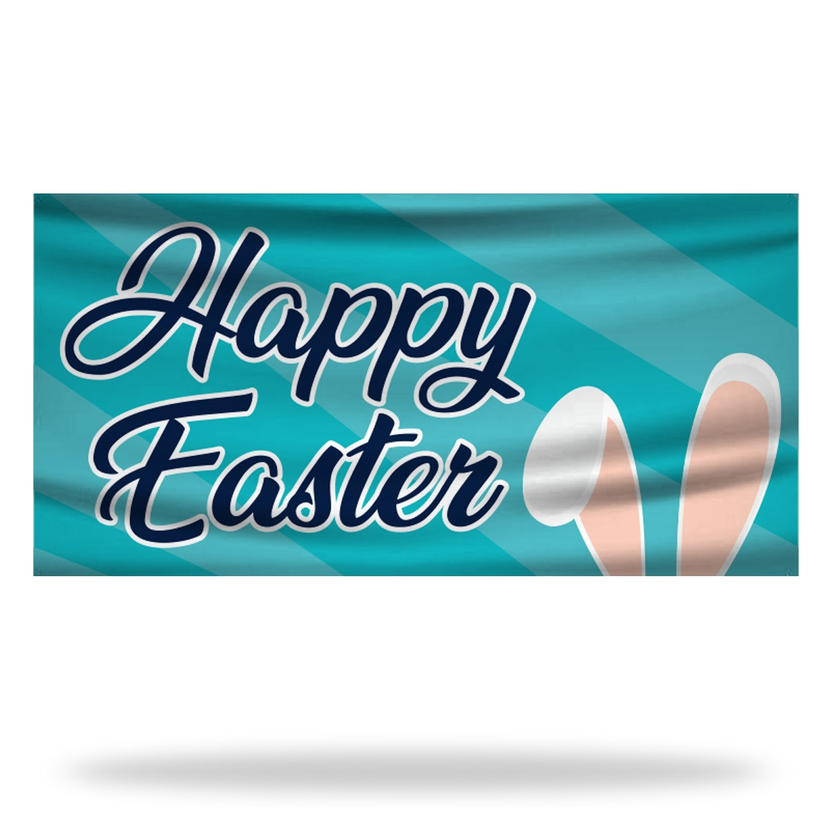Happy Easter Flags & Banners Design 01