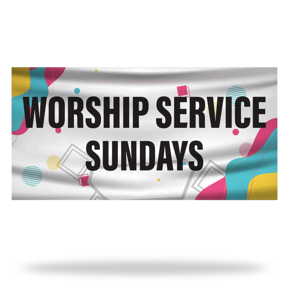 Worship Flags & Banners Design 03