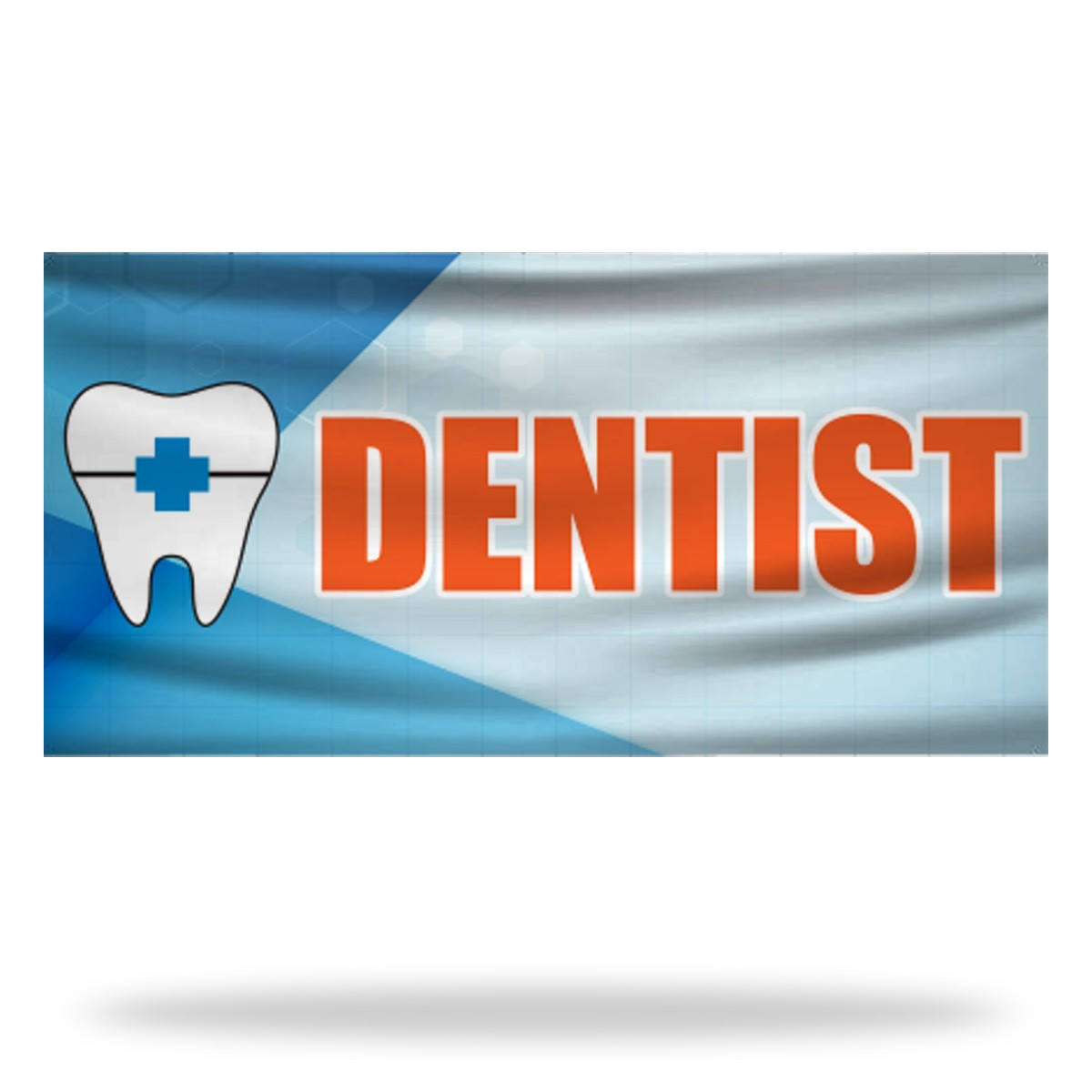 Dentist Flags & Banners Design 01