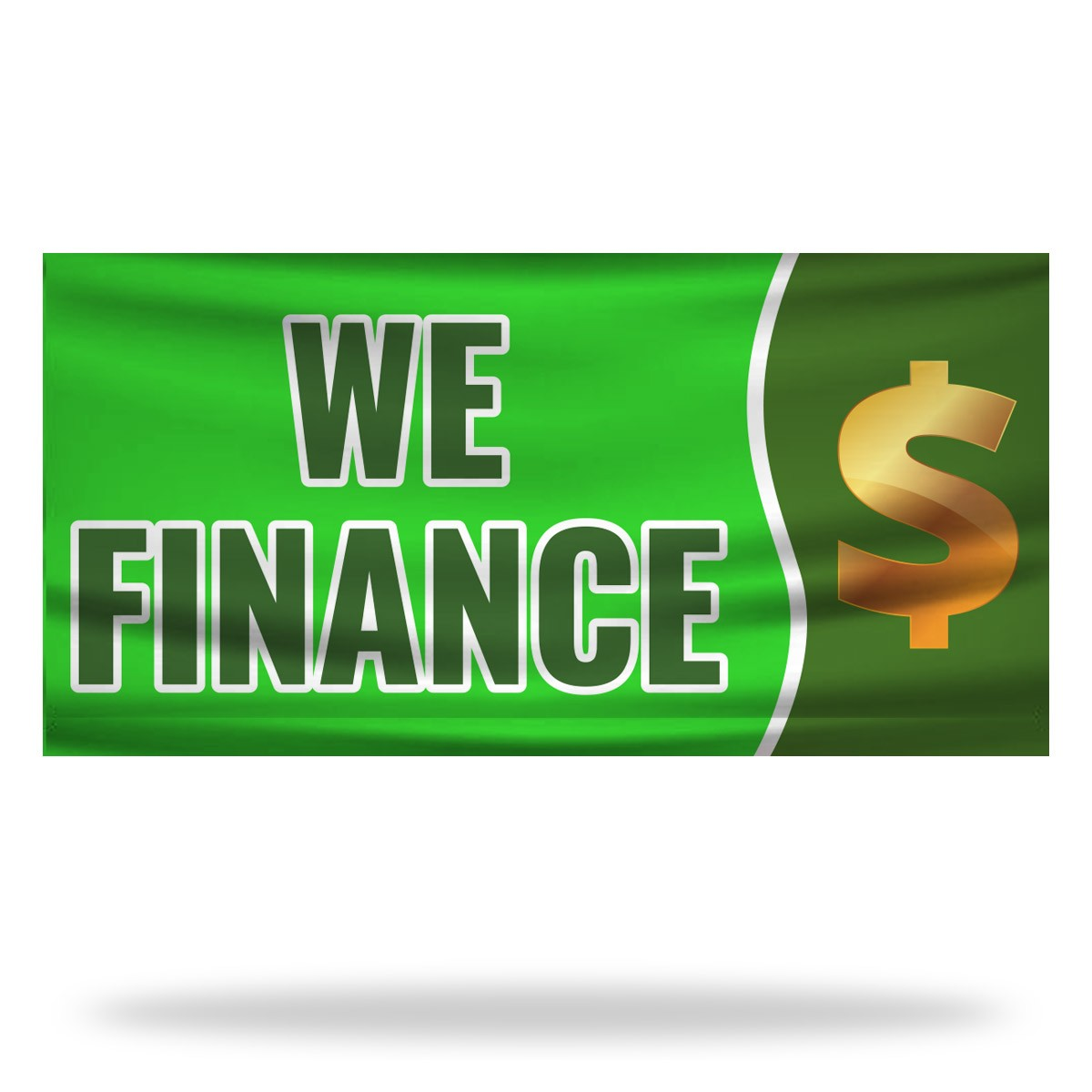 Financing Flags & Banners Design 01