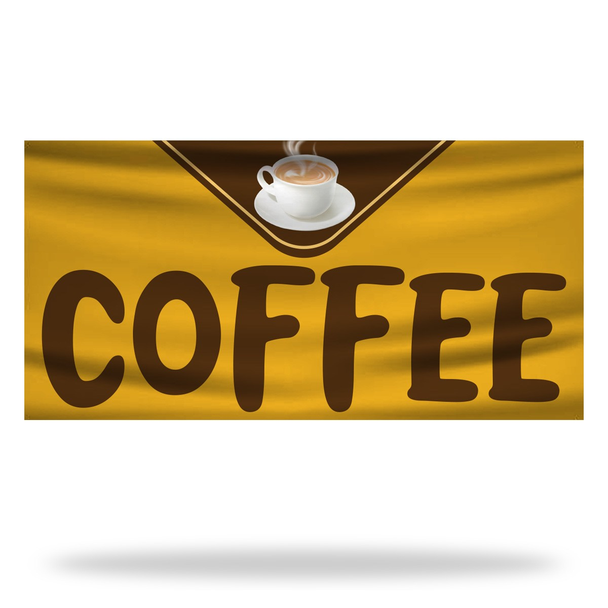 Coffee Flags & Banners Design 02