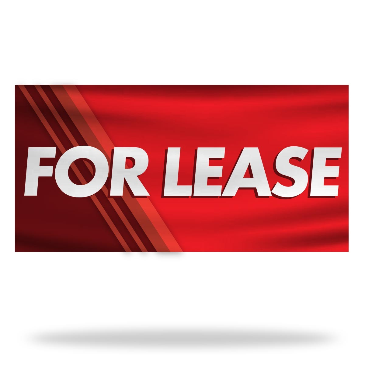 For Lease Flags & Banners Design 01