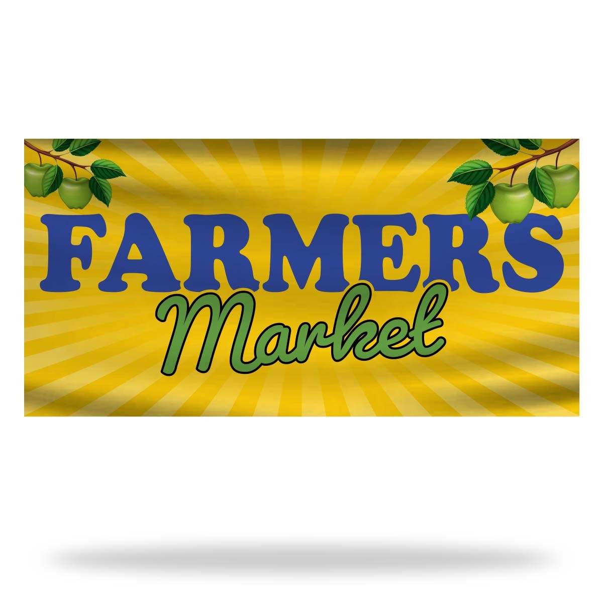 Farmers Market Flags & Banners Design 02