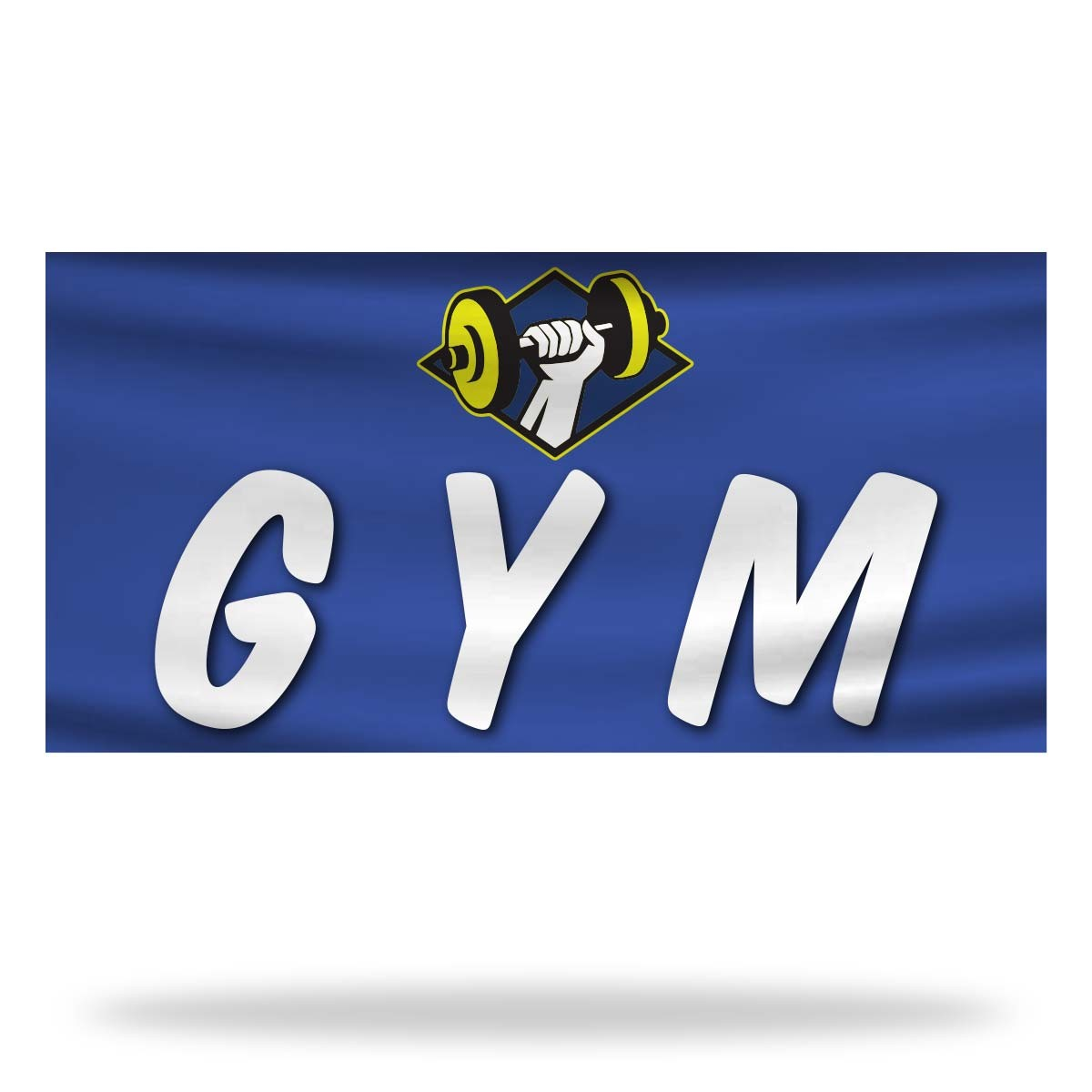 Gym Flags & Banners Design 02