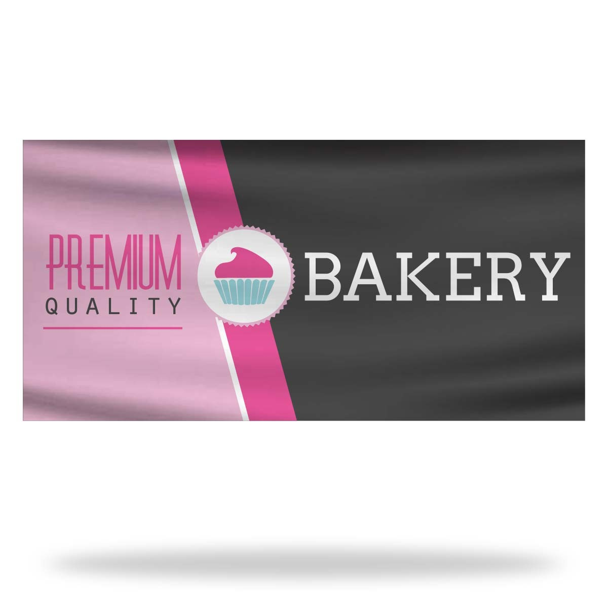 Bakery Flags & Banners Design 02