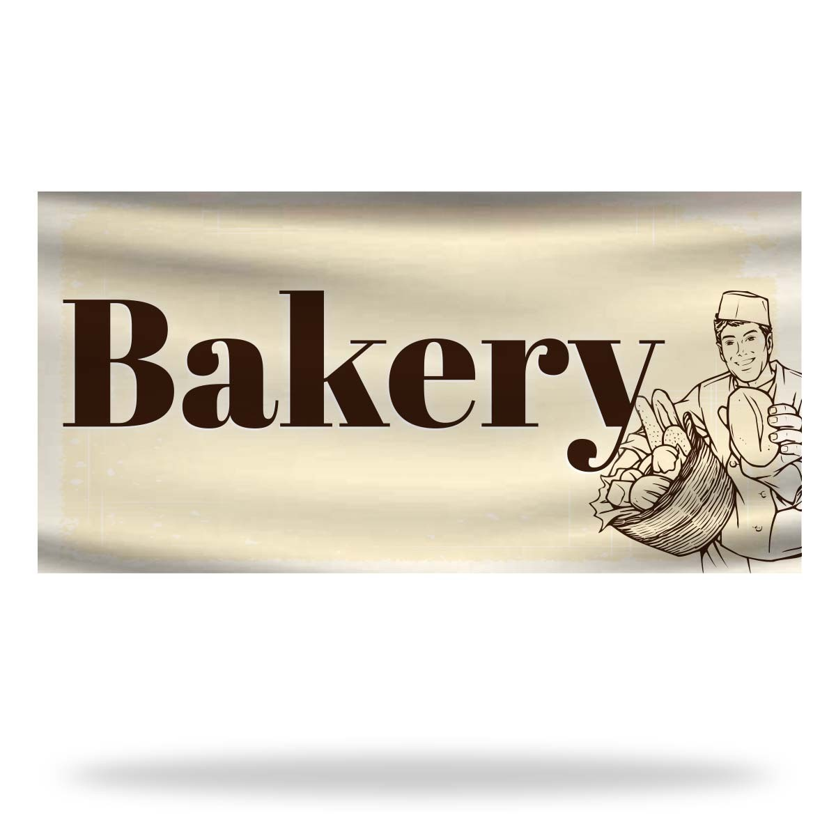 Bakery Flags & Banners Design 01