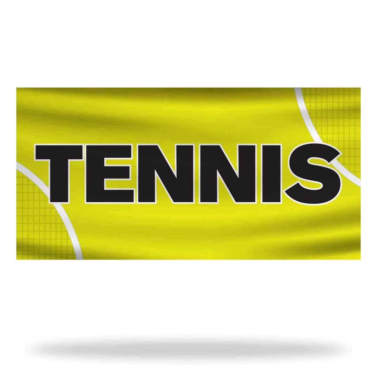 Tennis Flags & Banners Design 02